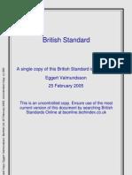 BS EN ISO 15609-5:2004 Resistance Welding