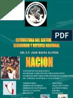 Aspecto Constitutivode La Nacion Peruana