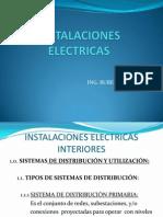 INSTALACION ELECTRICOS