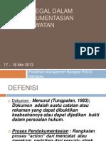 MATERI Aspek Legal Dalam Pendokumentasian Keperawatan