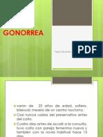 Caso Clinico Gonorrea