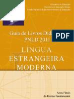 Pnld 2011 Lingua Estrangeira