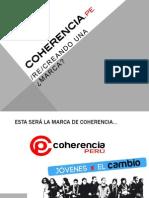 Taller de branding político para Coherencia