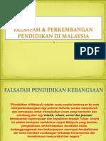 Falsafah & an Pendidikan Di Malaysia