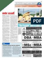 thesun 2009-04-14 page15 thai tourism under assault