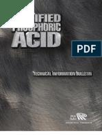 PCS Phos Acid Manual