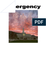 Mormon Emergency Preperation