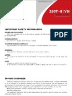 CfmotoV5 Owner's Manual