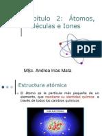 Capítulo 2-Átomos, molèculas e iones