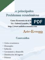 Problemas económicos