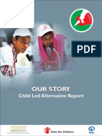 Our Story - Child Led Alternative Report - English - 2013
