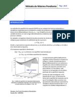 Método de Máxima Pendiente - José Luis Hernández .docx
