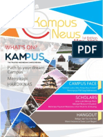 Buletin KampusNews - Mei 2013