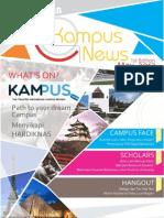 Buletin KampusNews - Mei 2013