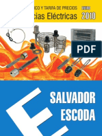 Catalogo Resistencias Electricas