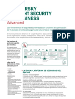 Endpoint Advanced Datasheet