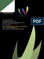 Company Profile PT Wharna Indomedia