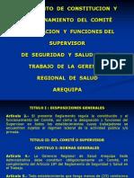 REGLAMENTO DE COMITE DE SEGURIDAD Y SALUD.ppt