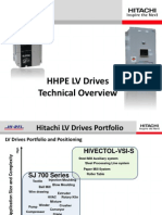 HHPE LV Drives Technical Overview