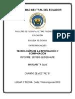 Informe 4-Margarita Sani