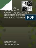 Las Garantias Sociales