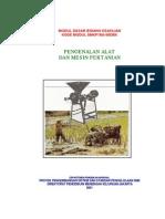 Pengenalan Alat Dan Mesin Pertanian