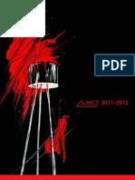AXO LIGHT 2011 - 2012