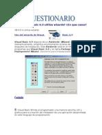 Java y Visual Basic