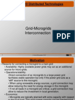 EE394J10 DG Grid Interconnection