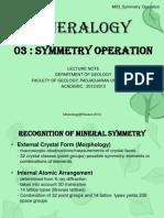 M_03 Symmetry Operation