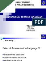 Testing Grammar TSL3108.Ppt-Cpw