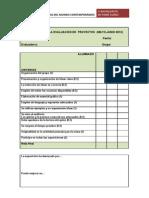 Registro Evaluación Proyecto Final HMC