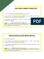 Pautas Inspeccion. SL
