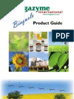 Megazyme Biofuels Product Guide Feb 2013