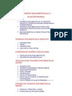 Dokumentacija u Elektrotehnici