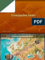 Flora i Fauna - Evropa