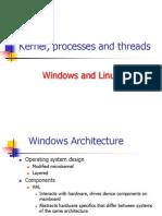 Kernel Processes
