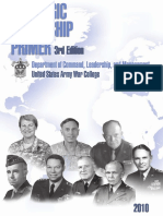 Leadership Management Handbook