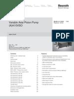 axial piston pump catalouge