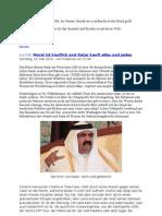 Moral ist käuflich und Katar kauft alles und jeden