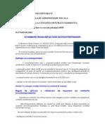 Ministerul Finantelor Publice-microintreprinderi