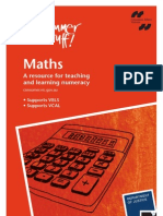 A Resource for Teaching and Learning Numeracy