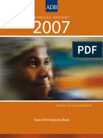 ADB Annual Report 2007 - Financial Report