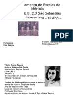 Anne Frank- António