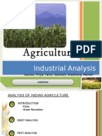 indian agricultural industry pest analysis India's agriculture industry-contemporary developments in business and management i introduction agricultural production in india is an important determinant of overall economic growth and a huge employer of the rural populace.