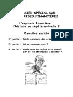Dossier Spécial sur les crises financières