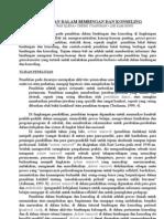 Riset dalam Bimbingan dan Konseling di Singapura--Edit