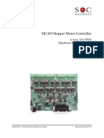 MC433 Stepper Motor Driver