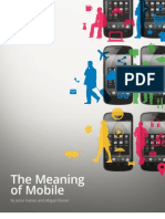 2012 Meaning of Mobile Whitepaper Updated