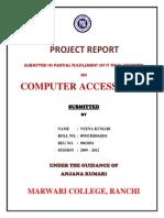 F- Page Marwari College